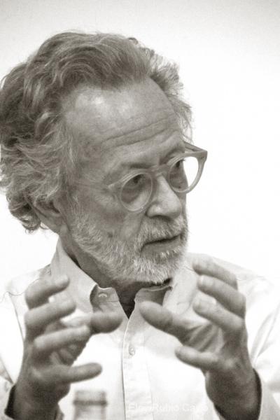 Fernando Colomo. Fotografía: Eloy Rubio Carro.