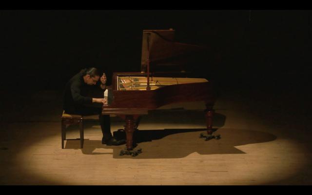 Carlos Bianchini en un concierto reciente en Madrid.