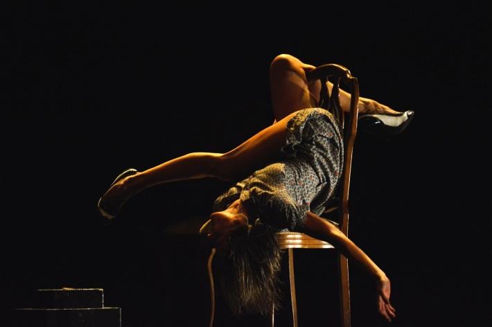 """Espectáculo """"Staying Alive"""", de la compañía Matarile Teatro. © Fotografía: TOR."""