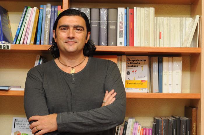 Antonio Manilla. © Fotografía: Javier Casares.