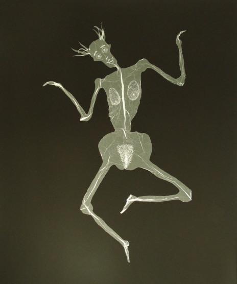 """Imagen de la serie """"Harén de danzarinas"""". © Martinferre."""