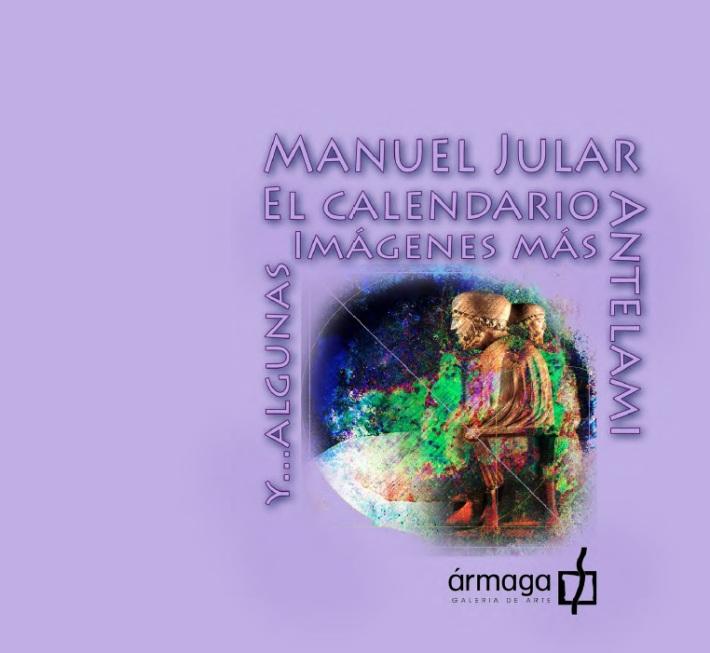 Portada del catálogo-calendario Antelami 2016.