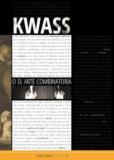 """Portada de """"Kwass""""-"""