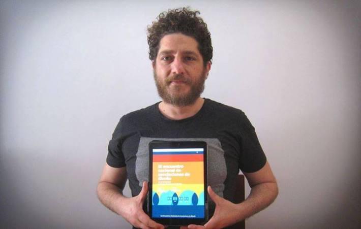 Daniel Caballero Molina, socio de la empresa de diseño y comunicación web XLI design+thinking.