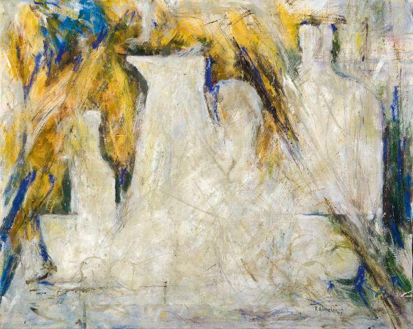 Un bodegón de Fernando Almela en la colección del IVAM.