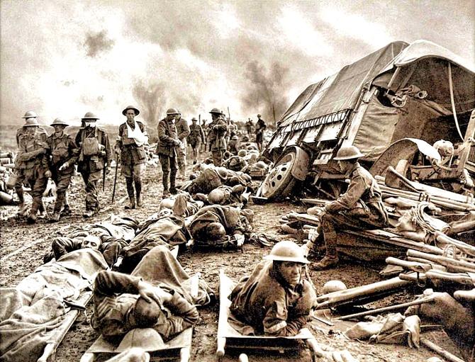 Imagen del conflicto.