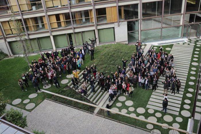 Participantes del Encuentro de Cultura Local y Construcción de Ciudadanía. Foto: organización del encuentro.