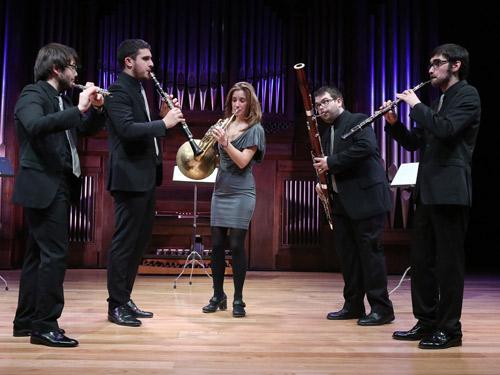 Quintet Dacap.