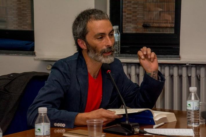 Alberto Rodríguez Torices. © Fotografía: Vicente García.