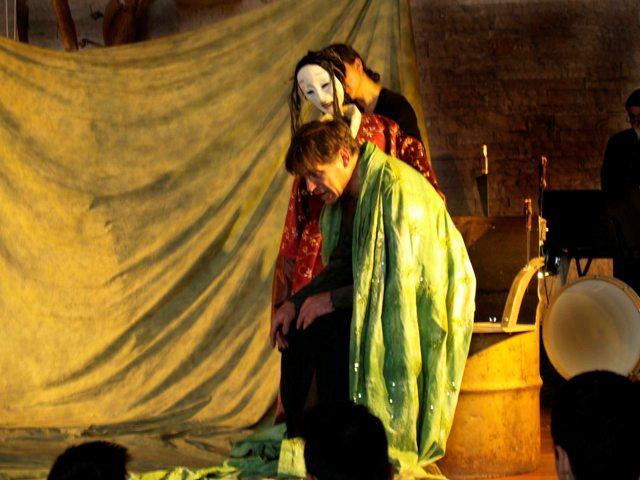 """""""Macbeth, ya somos el olvido que seremos"""" . Compañía Alauda."""