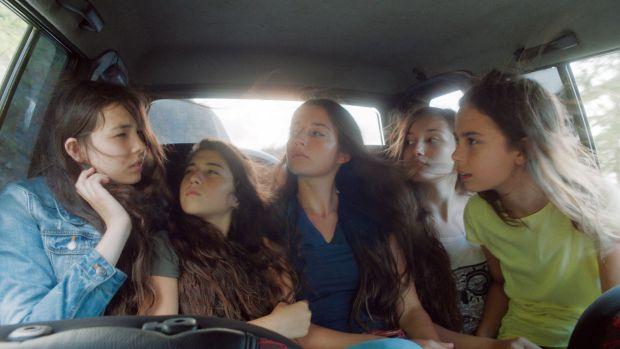 Fotograma de la película turca