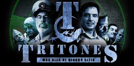 """Tritones"", de Julio Suárez."