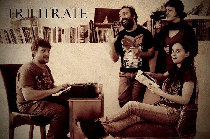 Fotografía promocional de Trilitrate.