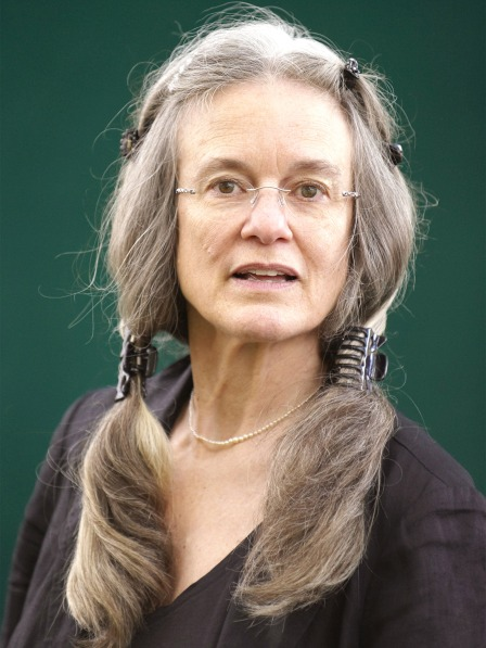 Sharon Olds.