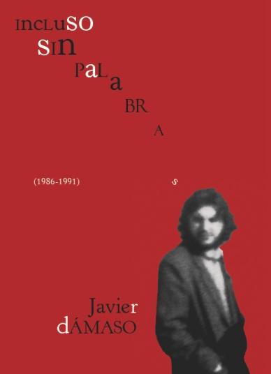 Portada del libro de Javier Dámaso.