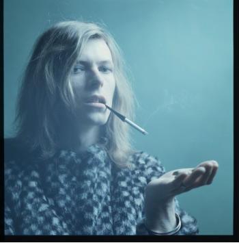 David Bowie. © Hunky Dory (1971).