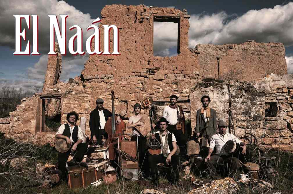 El Naán, un grupo de Tabanera de Cerrato (Palencia).
