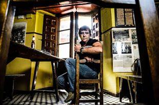 Vicente Muñoz. © Fotografía: Demian Ortiz.
