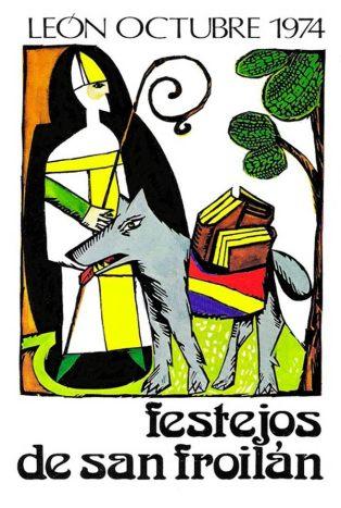 Cartel de Manuel Jular (1974).