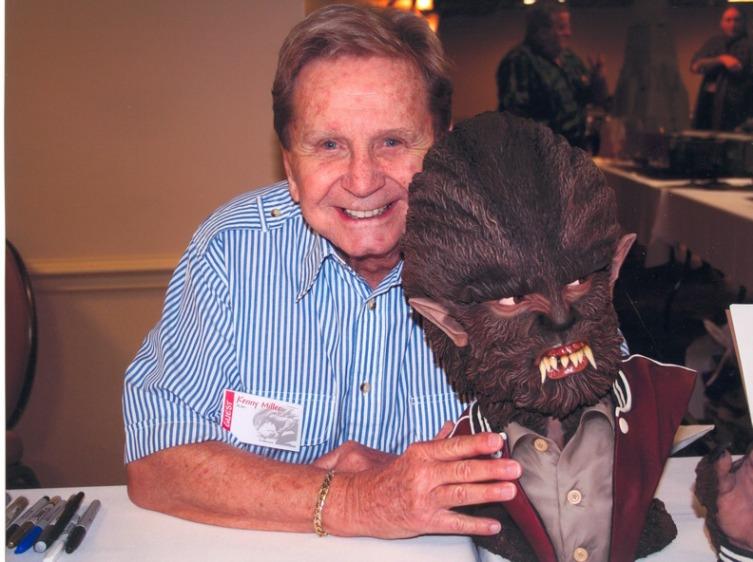 Kenny Miller en la actualidad. Fotografía: Archivo personal de Kenny Miller y su agente Donald S. Vaughan,