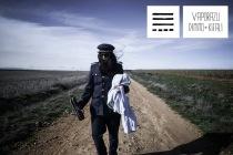 TESLA 11 / 2016 (Vaporazu y Dimito + Kifali). El cartel es obra de Eduardo Fandiño.