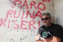 El fotoperiodista leonés Norberto Cabezas Quintanilla.