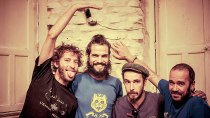 La banda portuguesa Duas Semicolcheias Invertidas.
