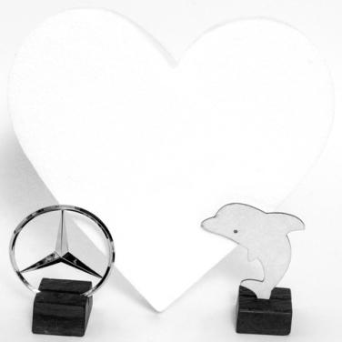 Mercedes y Delfín