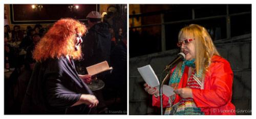 Eloísa Otero y Carmen Busmayor. Fotos: Vicente García.