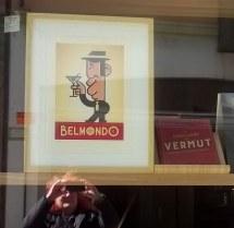 Grabado de Javier Cardo para el Belmondo.