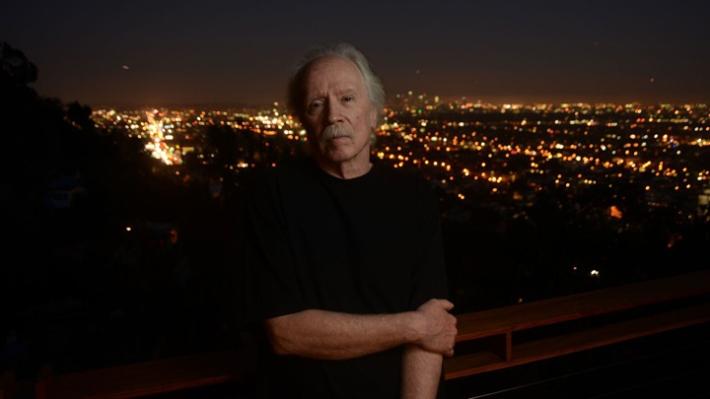 John Carpenter. Fotografía: página oficial del director.