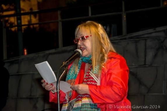 Carmen Busmayor. Fotografía: Vicente García.