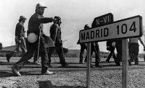 Marcha Negra. © Fotografía de Norberto Cabezas.