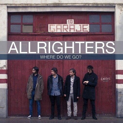 La banda leonesa Allrigters.