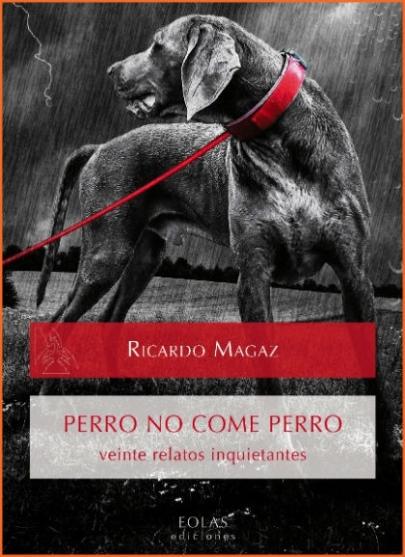 Portada libro Ricardo Magaz.