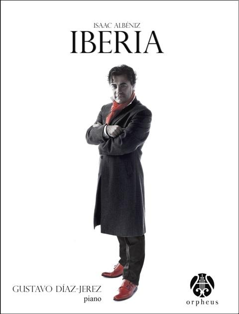 "Portada DVD ""Iberia""."