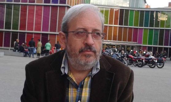 El escritor leonés Antonio Toribios.