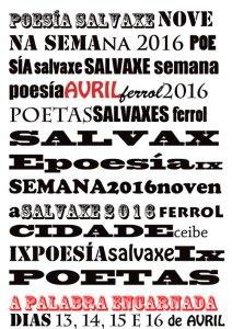 Novena Semana Salvaxe (2016).