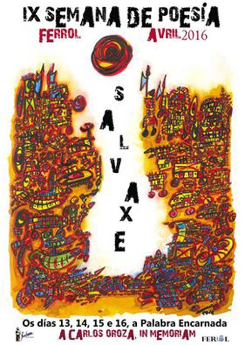 El cartel de este año es obra del pintor Juan Manuel Álvarez Romero.