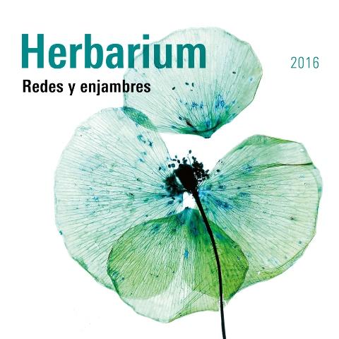 "Cartel taller ""Herbarium"","