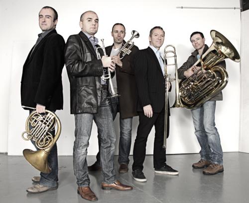 Quinteto de metales de la OSCyL