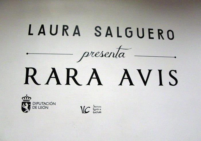 """""""Rara avis"""". Exposición de Laura Salguero en el CLA."""