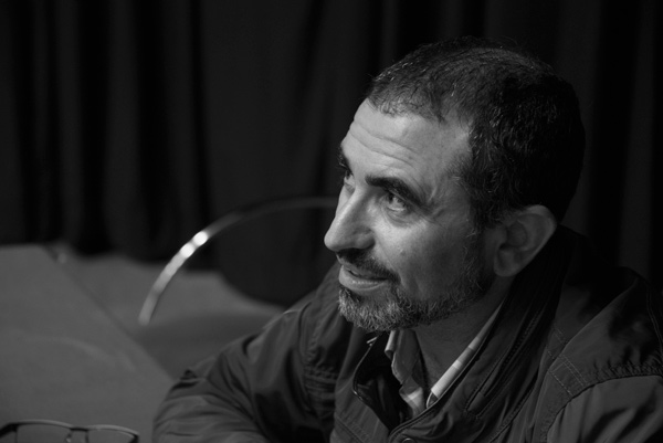 José Manuel de la Huerga. © Fotografía: Domicio Carbajo.