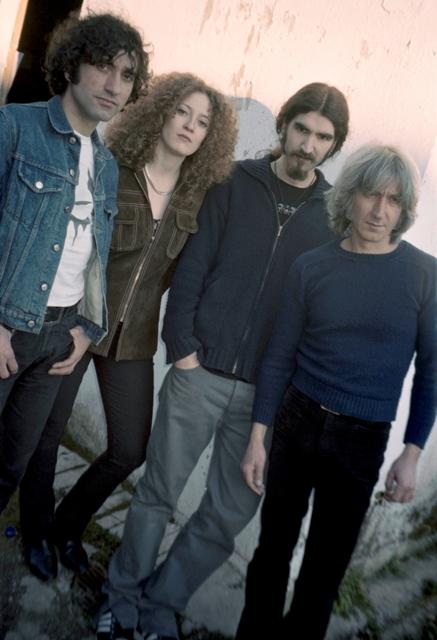 La banda leonesa Buffalo.