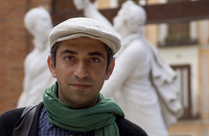 Mohsen Emadi. [Fotografía tomada de: www.escena4.com.mx]