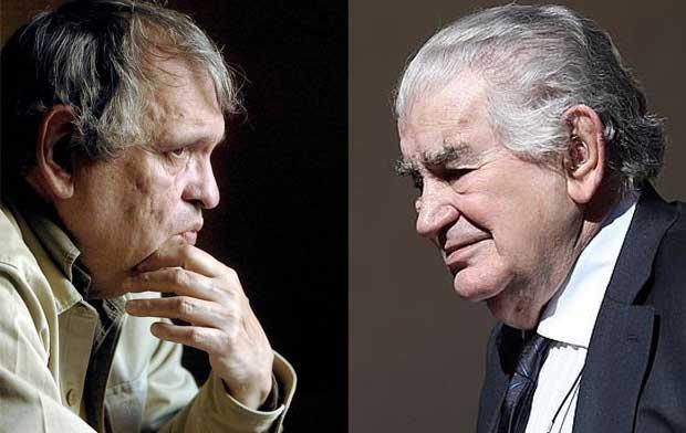 Rafael Cadenas y Antonio Gamoneda se encontrarán en León el 26 de mayo.