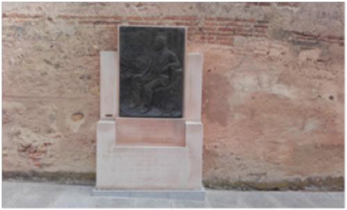 Homenaje a Juan de Contreras, marqués de Lozoya.