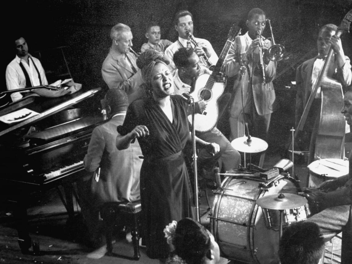 Algunas de las canciones de Billie Holliday que fueron condenadas en su tiempo hoy serían himnos cargados de compromiso social