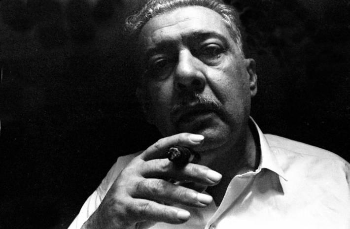 José Lezama Lima (1910-1976).