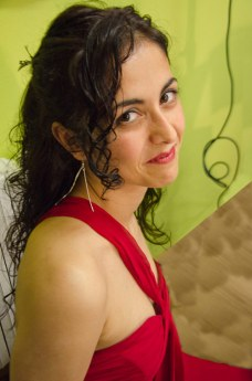 Elisa Rapado.